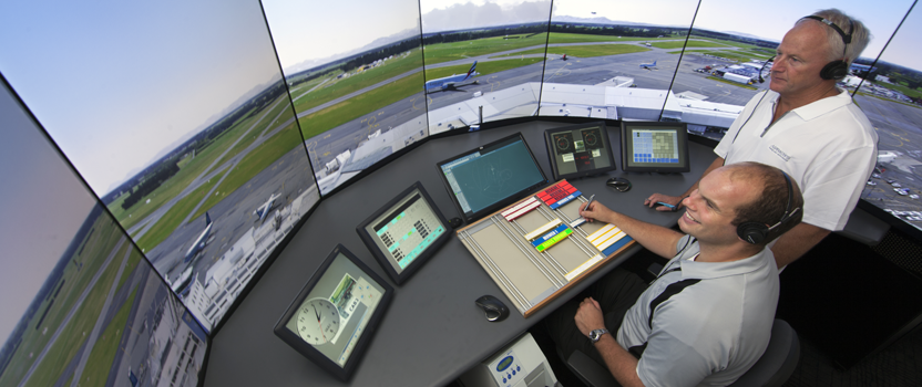 Air Traffic Controller college subjects in america